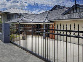 Decorative Tubular Fencing And Gates Decorative Fence